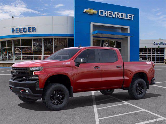 2021 Chevrolet Silverado 1500 Crew Cab 4x4, Pickup #71601 - photo 3