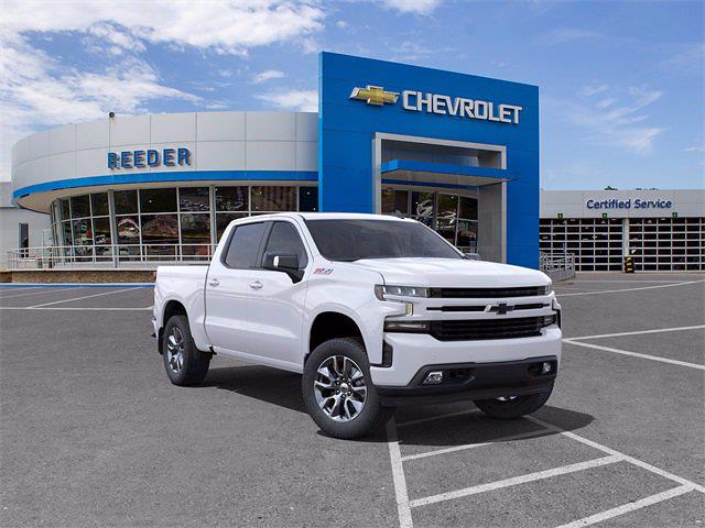 2021 Chevrolet Silverado 1500 Crew Cab 4x4, Pickup #71841 - photo 1