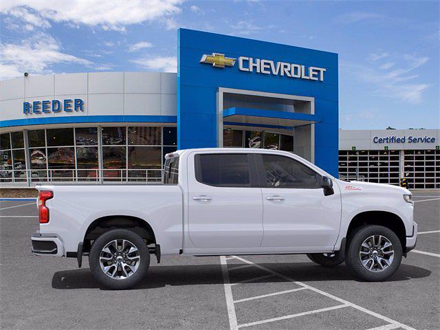 2021 Chevrolet Silverado 1500 Crew Cab 4x4, Pickup #71841 - photo 5