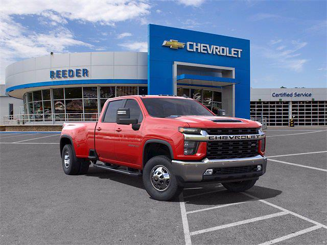 2021 Chevrolet Silverado 3500 Crew Cab 4x4, Pickup #71861 - photo 1