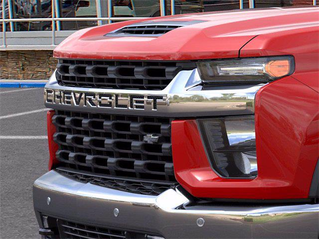 2021 Chevrolet Silverado 3500 Crew Cab 4x4, Pickup #71861 - photo 11