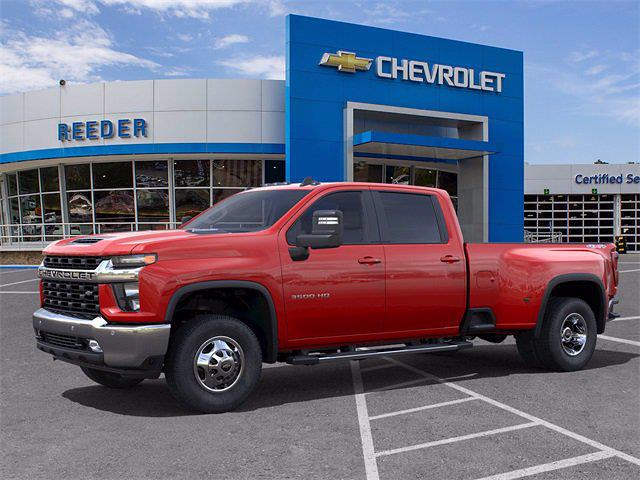 2021 Chevrolet Silverado 3500 Crew Cab 4x4, Pickup #71861 - photo 3