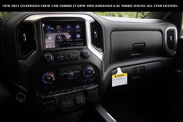 2021 Chevrolet Silverado 3500 Crew Cab 4x4, Pickup #71861 - photo 24