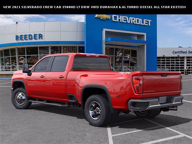 2021 Chevrolet Silverado 3500 Crew Cab 4x4, Pickup #71861 - photo 30