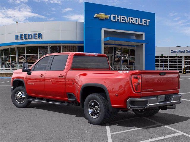 2021 Chevrolet Silverado 3500 Crew Cab 4x4, Pickup #71861 - photo 4