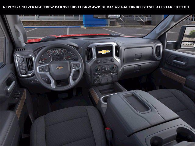 2021 Chevrolet Silverado 3500 Crew Cab 4x4, Pickup #71861 - photo 33