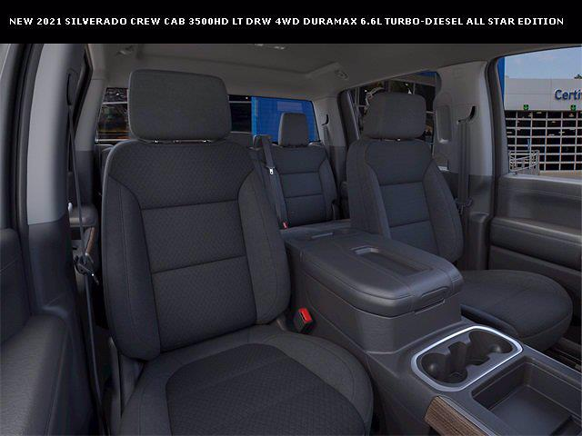 2021 Chevrolet Silverado 3500 Crew Cab 4x4, Pickup #71861 - photo 34