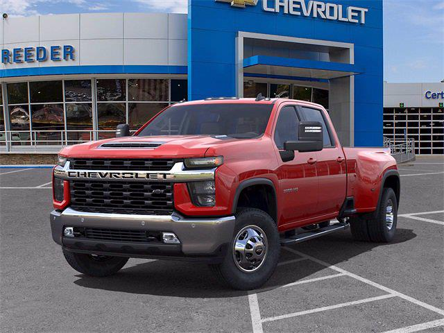 2021 Chevrolet Silverado 3500 Crew Cab 4x4, Pickup #71861 - photo 6