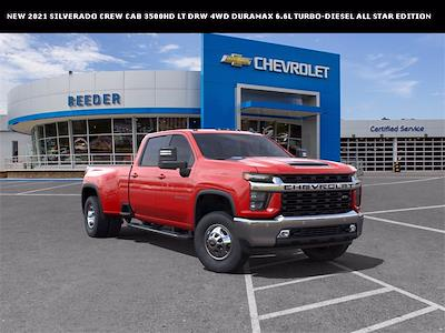 2021 Chevrolet Silverado 3500 Crew Cab 4x4, Pickup #71861 - photo 27
