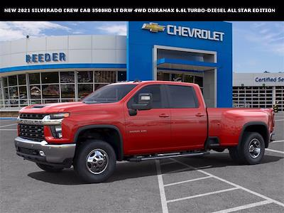 2021 Chevrolet Silverado 3500 Crew Cab 4x4, Pickup #71861 - photo 29