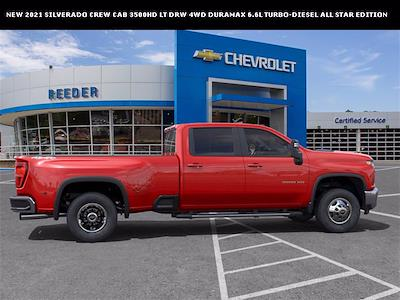 2021 Chevrolet Silverado 3500 Crew Cab 4x4, Pickup #71861 - photo 31