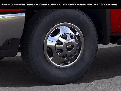 2021 Chevrolet Silverado 3500 Crew Cab 4x4, Pickup #71861 - photo 38
