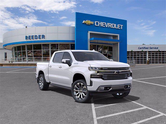 2021 Chevrolet Silverado 1500 Crew Cab 4x4, Pickup #71881 - photo 1