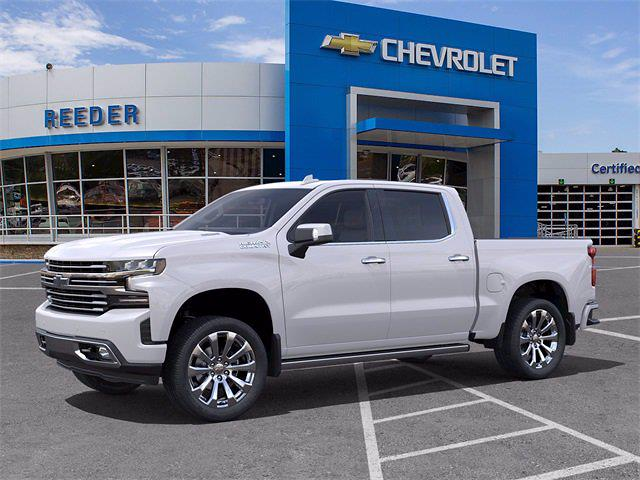 2021 Chevrolet Silverado 1500 Crew Cab 4x4, Pickup #71881 - photo 3