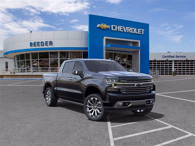 2021 Chevrolet Silverado 1500 Crew Cab 4x4, Pickup #71891 - photo 1