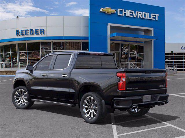 2021 Chevrolet Silverado 1500 Crew Cab 4x4, Pickup #71891 - photo 4