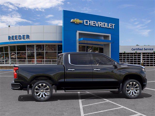 2021 Chevrolet Silverado 1500 Crew Cab 4x4, Pickup #71891 - photo 5