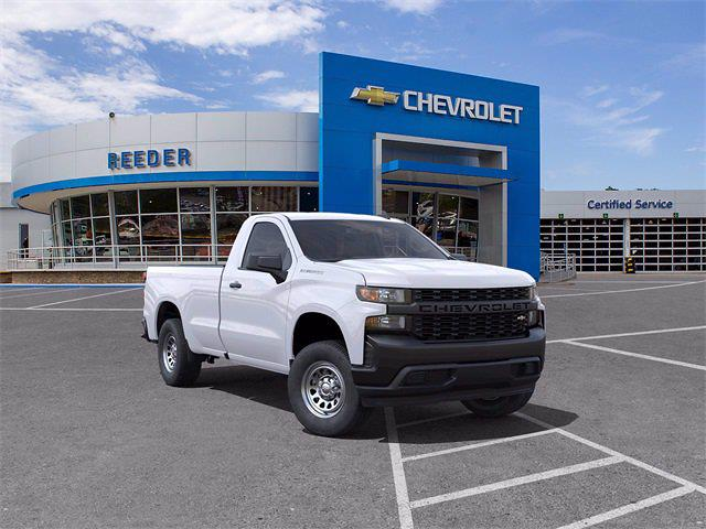 2021 Chevrolet Silverado 1500 Regular Cab 4x2, Pickup #71901 - photo 1