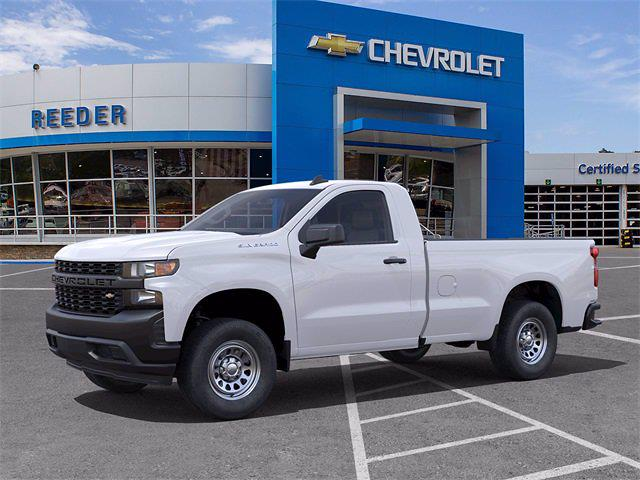 2021 Chevrolet Silverado 1500 Regular Cab 4x2, Pickup #71901 - photo 3
