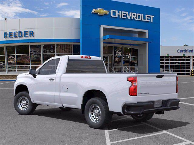2021 Chevrolet Silverado 1500 Regular Cab 4x2, Pickup #71901 - photo 4
