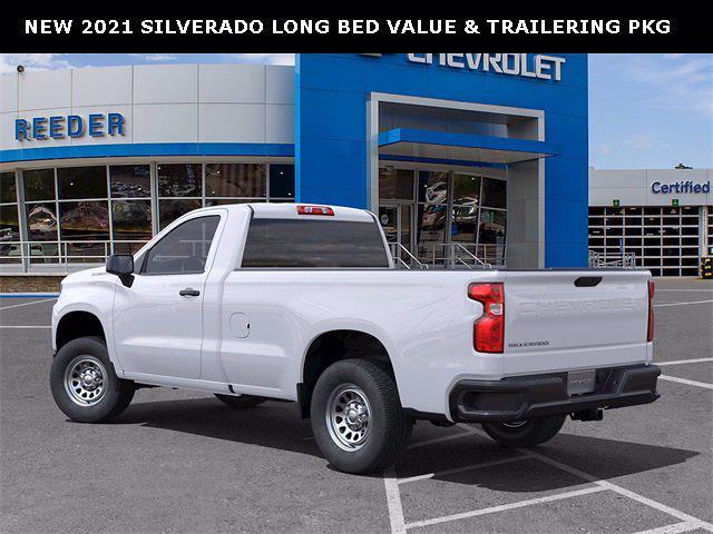 2021 Chevrolet Silverado 1500 Regular Cab 4x2, Pickup #71901 - photo 24