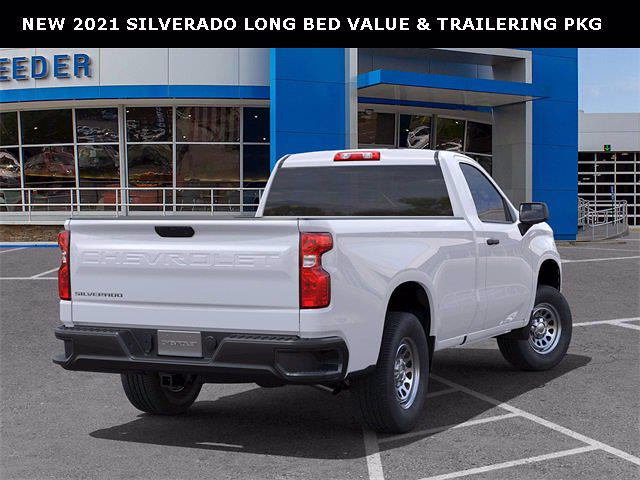 2021 Chevrolet Silverado 1500 Regular Cab 4x2, Pickup #71901 - photo 22