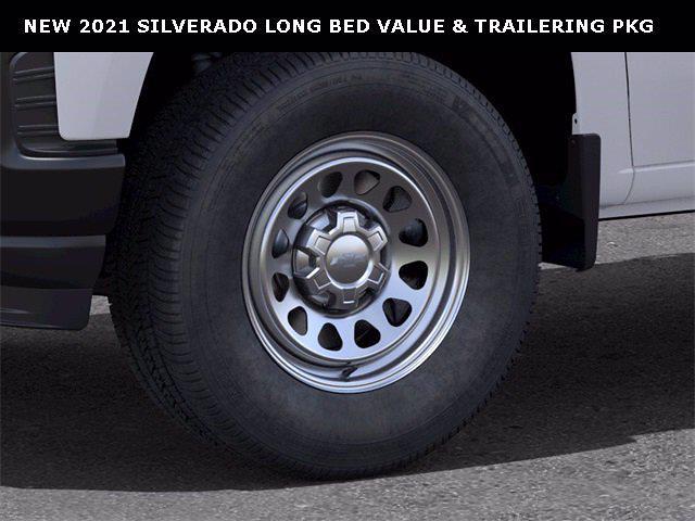 2021 Chevrolet Silverado 1500 Regular Cab 4x2, Pickup #71901 - photo 40