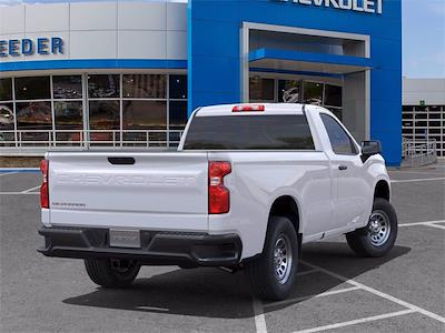 2021 Chevrolet Silverado 1500 Regular Cab 4x2, Pickup #71901 - photo 2