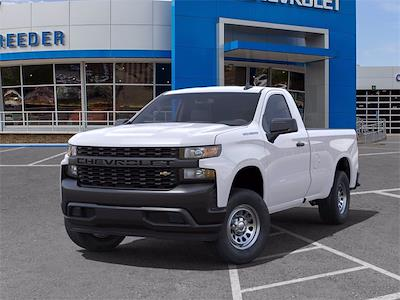 2021 Chevrolet Silverado 1500 Regular Cab 4x2, Pickup #71901 - photo 6