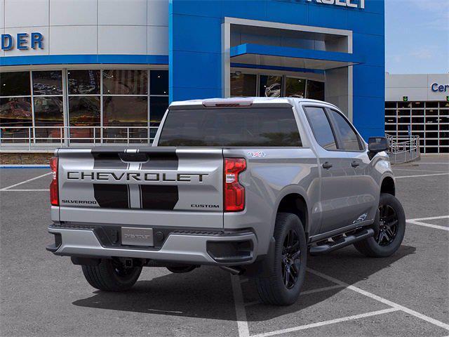 2021 Chevrolet Silverado 1500 Crew Cab 4x4, Pickup #71971 - photo 2