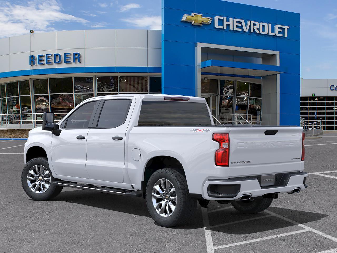 2021 Chevrolet Silverado 1500 Crew Cab 4x4, Pickup #72161 - photo 23