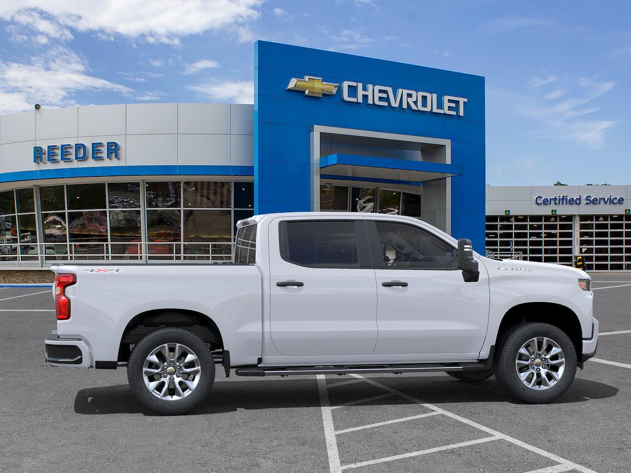 2021 Chevrolet Silverado 1500 Crew Cab 4x4, Pickup #72161 - photo 25