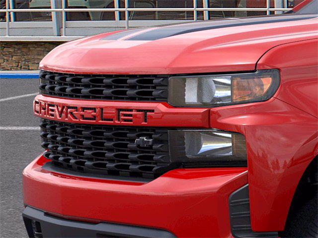 2021 Chevrolet Silverado 1500 Crew Cab 4x4, Pickup #72191 - photo 11