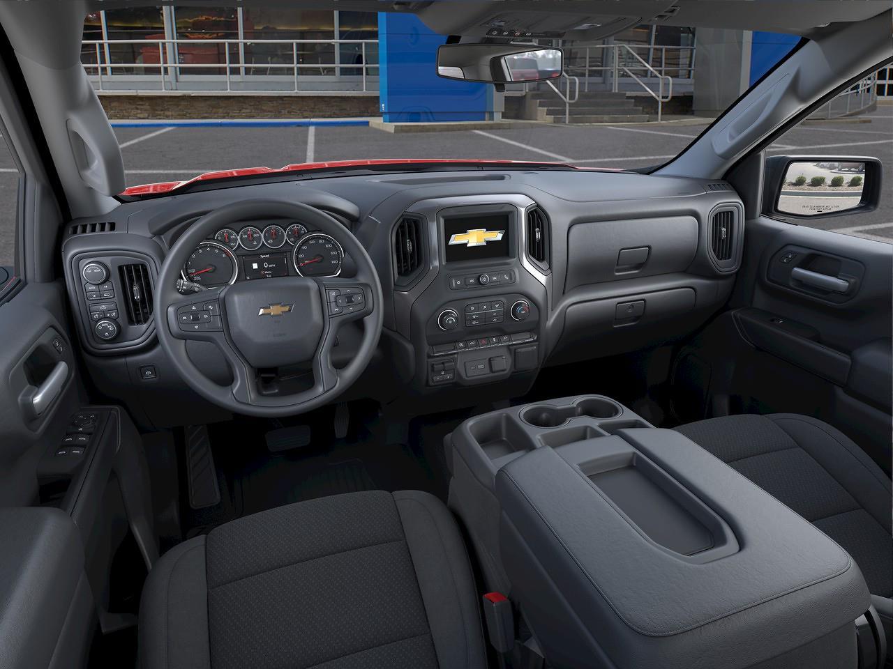 2021 Chevrolet Silverado 1500 Crew Cab 4x4, Pickup #72191 - photo 32
