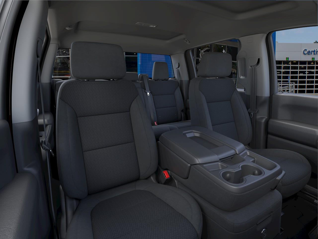 2021 Chevrolet Silverado 1500 Crew Cab 4x4, Pickup #72191 - photo 33