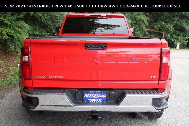 2021 Silverado 3500 Crew Cab 4x4,  Pickup #72561 - photo 8