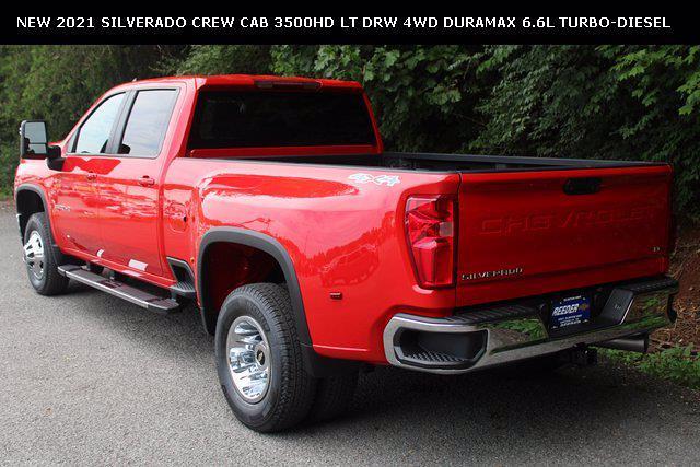 2021 Silverado 3500 Crew Cab 4x4,  Pickup #72561 - photo 9