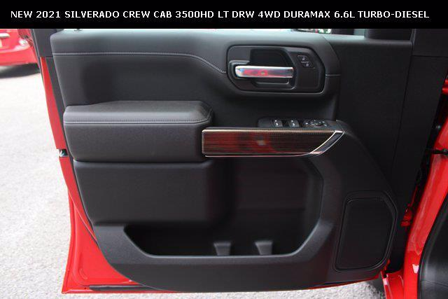 2021 Silverado 3500 Crew Cab 4x4,  Pickup #72561 - photo 12
