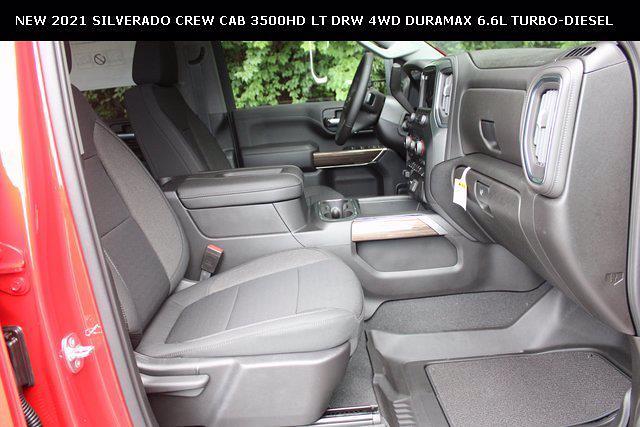2021 Silverado 3500 Crew Cab 4x4,  Pickup #72561 - photo 13