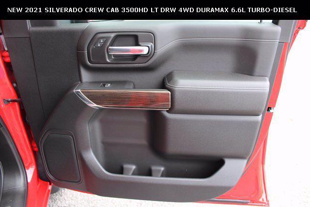 2021 Silverado 3500 Crew Cab 4x4,  Pickup #72561 - photo 14