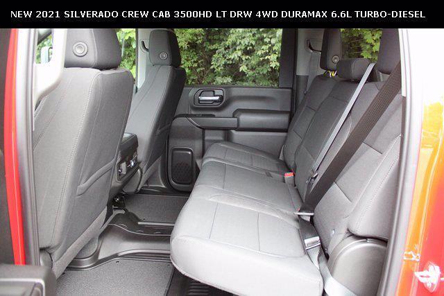 2021 Silverado 3500 Crew Cab 4x4,  Pickup #72561 - photo 15