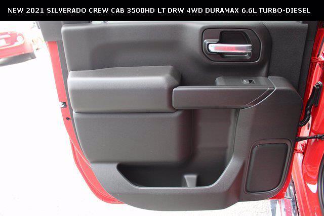 2021 Silverado 3500 Crew Cab 4x4,  Pickup #72561 - photo 16