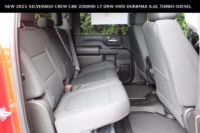 2021 Silverado 3500 Crew Cab 4x4,  Pickup #72561 - photo 17