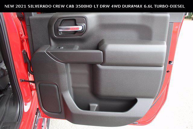 2021 Silverado 3500 Crew Cab 4x4,  Pickup #72561 - photo 18
