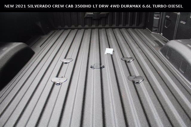 2021 Silverado 3500 Crew Cab 4x4,  Pickup #72561 - photo 19