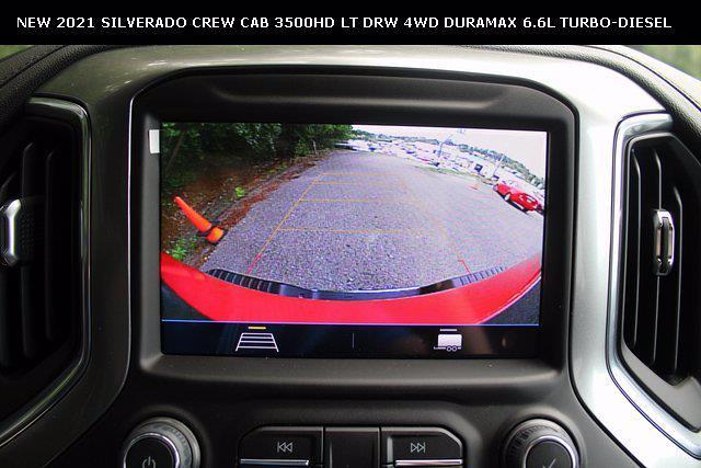 2021 Silverado 3500 Crew Cab 4x4,  Pickup #72561 - photo 21