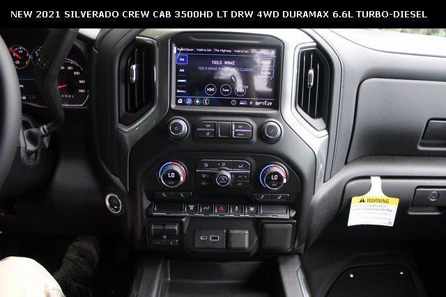 2021 Silverado 3500 Crew Cab 4x4,  Pickup #72561 - photo 23