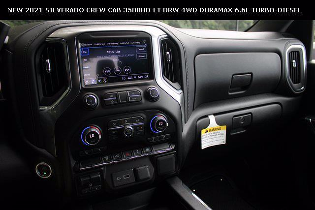 2021 Silverado 3500 Crew Cab 4x4,  Pickup #72561 - photo 24