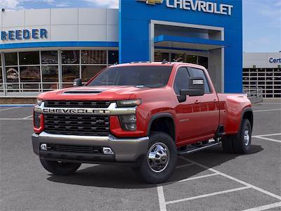 2021 Chevrolet Silverado 3500 Crew Cab 4x4, Pickup #72561 - photo 12