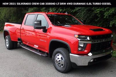 2021 Silverado 3500 Crew Cab 4x4,  Pickup #72561 - photo 1